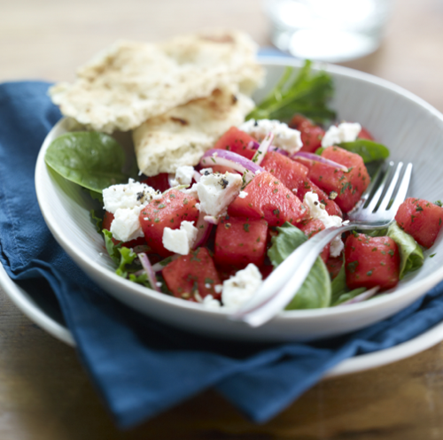 Picture 17 Mediterranean Watermelon Salad