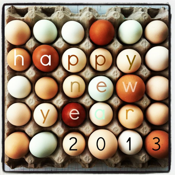 happy new year 2013 2013