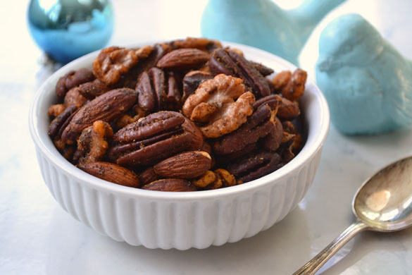 Spiced Nuts 1 12 Days of Recipes: Spiced Nuts
