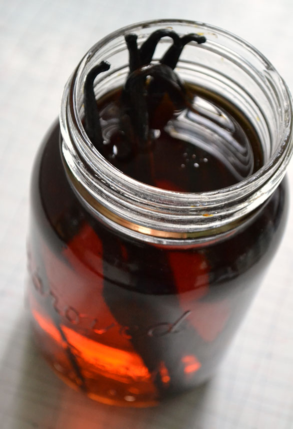 Vanilla extract Homemade Vanilla Extract